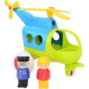 점보 헬리콥터 피규어 어린이 비행기 장난감 30cm