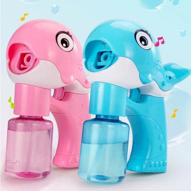 고래 자동버블건 비눗바울총 어린이장난감 물놀이용품