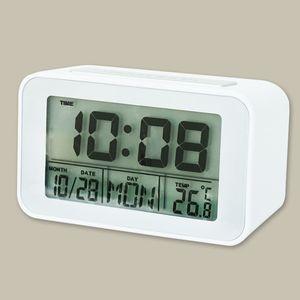 심플한 그레미 LCD 알람 시계 탁상시계