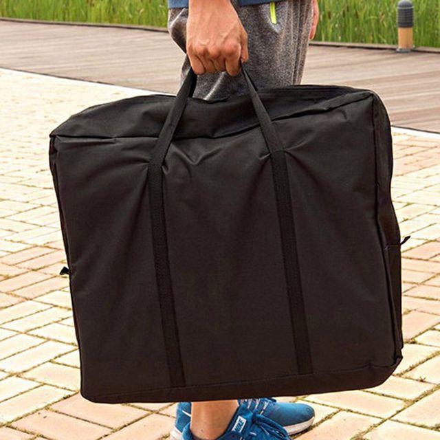 W 바람막이 접이식 천막 방수포 수납 보관 다용도 가방