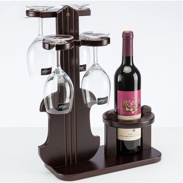 [해외] 와인잔걸이 거치대 와인렉 와인거치대 수납대 정리대