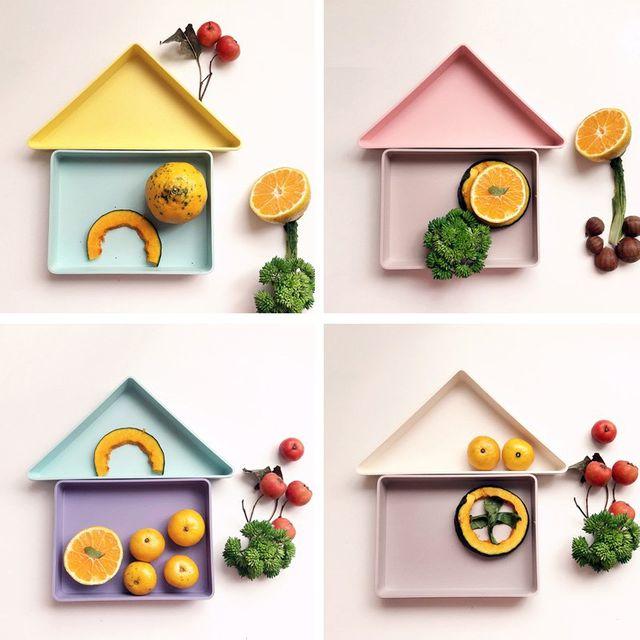 [해외] 주방용품 식판 베이비 보완 식품 플레이트