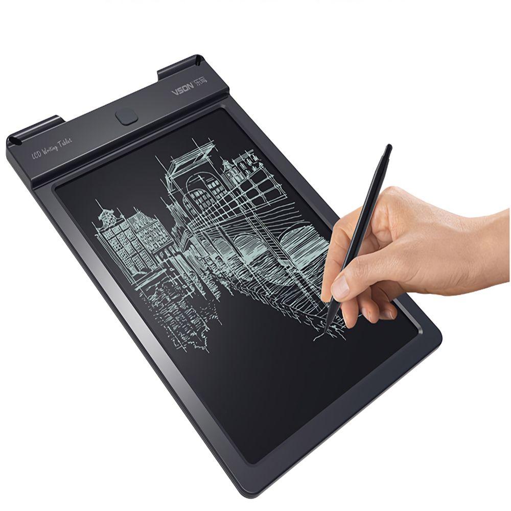 [더산직구]전자 메모 패드 노트 전자칠판 13이치/ 배송기간 영업일기준 7~15일