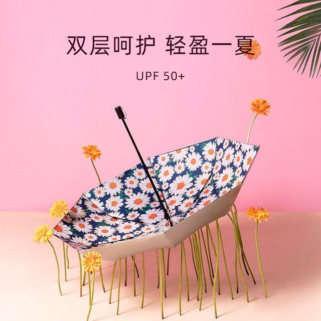 [해외] 패션소품 양산 방수 방풍 슈퍼 자외선 접는 우산