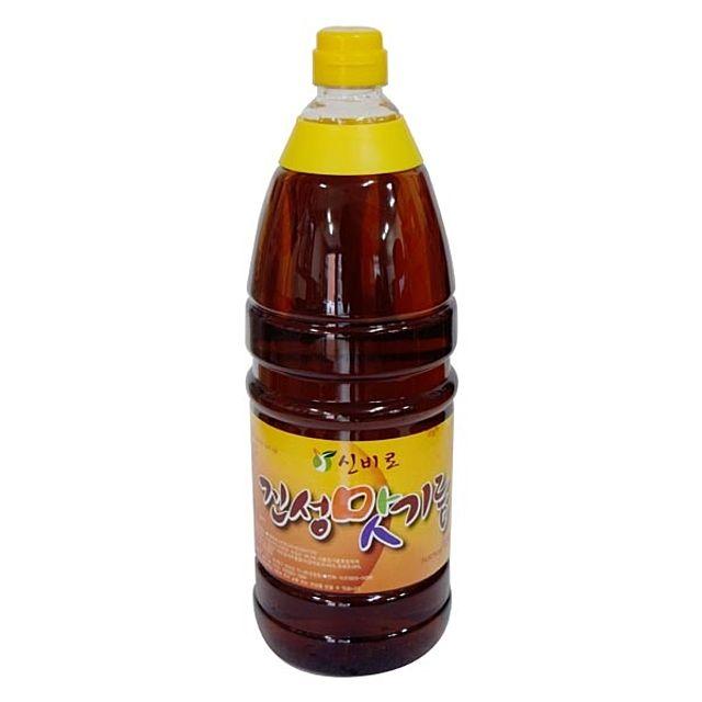신비로 진성맛기름1.8L2개
