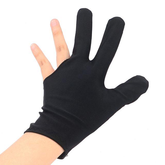 1P 당구장갑 3손가락 손가락장갑 개인당구용품