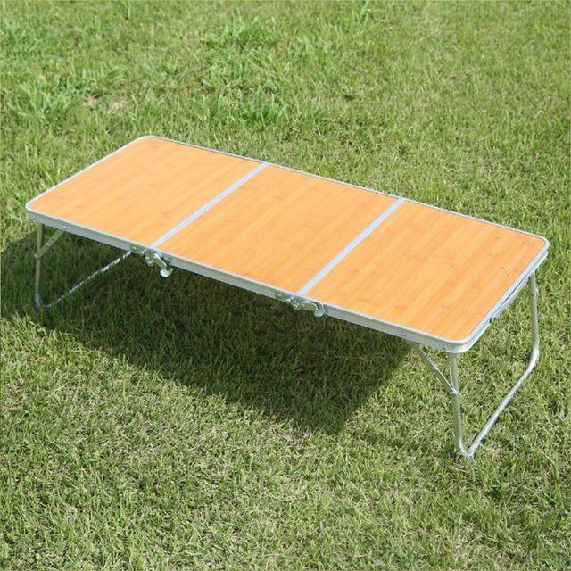감성 좌식 미니 3폴딩 테이블