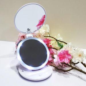 LED콤팩트손거울 화장거울 소/대 선택가능