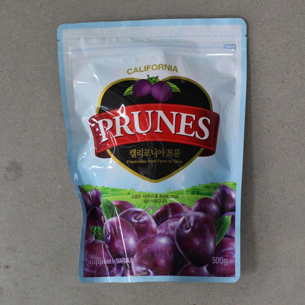 캘리포니아 프룬 푸룬 건자두 500g 1개,프룬,푸룬,자두,피티드,건자두