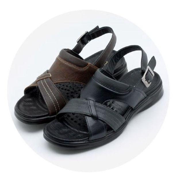 W 국산 남성 샌달 샌들 스포츠 여름 신발 샌달 2색 BS