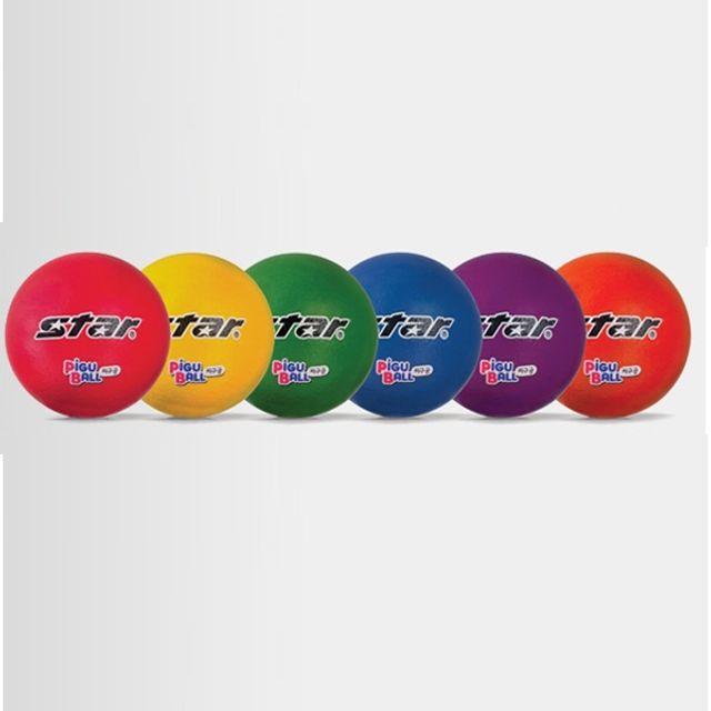 스타 피구공 3호 발리볼 배구 [제작 대량 도매 로고 인쇄 레이저 마킹 각인 나염 실크 uv 포장 공장 문의는 네이뽕]