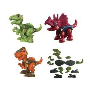 조립식 공룡 3종 분해하고 조립하고