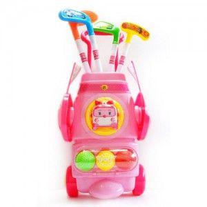 엠버 유아 골프 장난감 세트 아기 놀이 어린이 선물