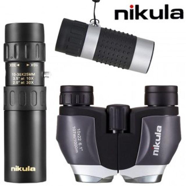 GnJ nikula 정품 30배 고배율 단망경 쌍망경