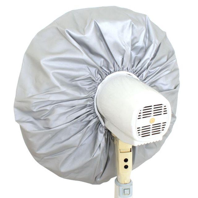 방수 선풍기커버(벽걸이실버)