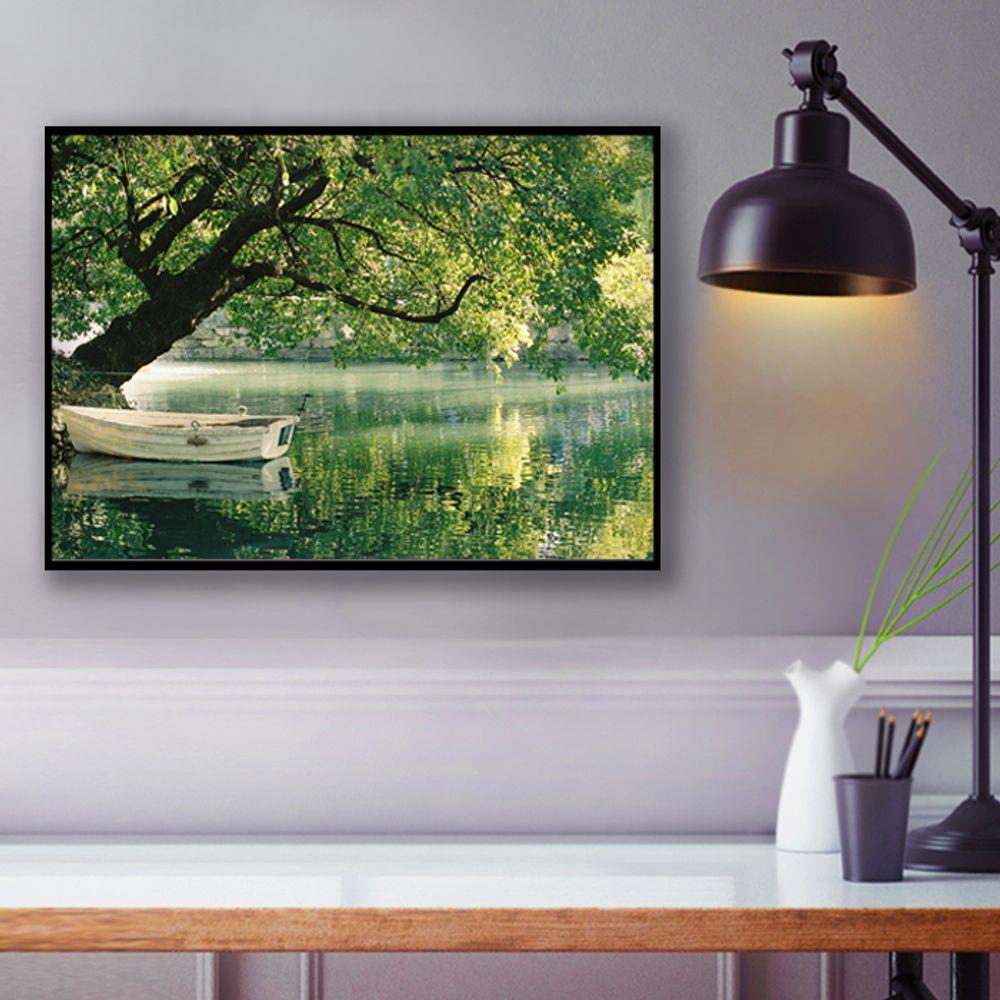 사진 인테리어 액자  자연 풍경 작품사진  A3블랙AL3