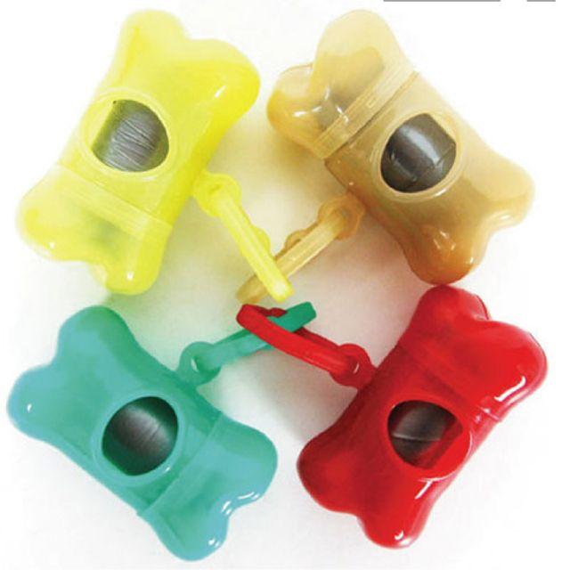 헬로도기 리틀 똥츄 (휴대용 변처리) 애견용품