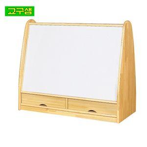 원목서랍 영아 어린이 칠판 H67-1