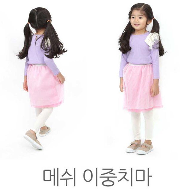 여아 치마 활동 편한 어린이집 패션 아동 스커트