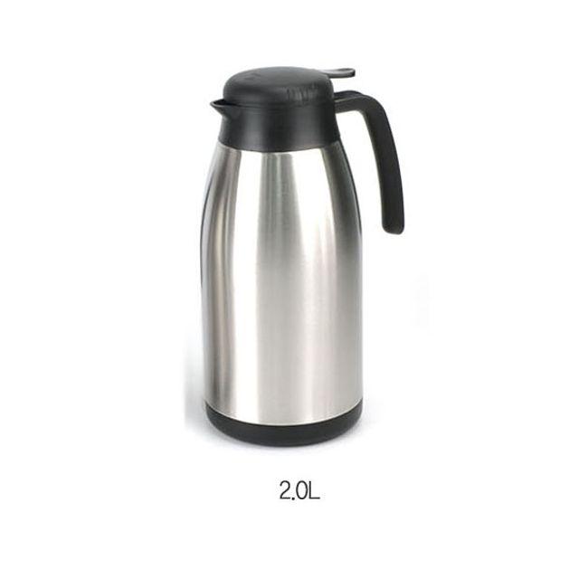 이중스텐 보온보냉 물병-2.0L [제작 대량 도매 로고 인쇄 레이저 마킹 각인 나염 실크 uv 포장 공장 문의는 네이뽕]
