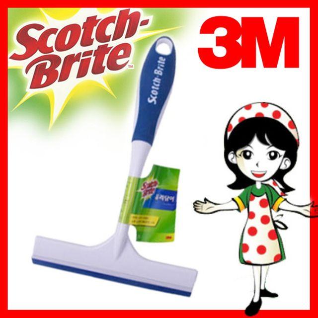 W 3M 윈도우 브러시 유리닦기 쓰리엠 청소용픔