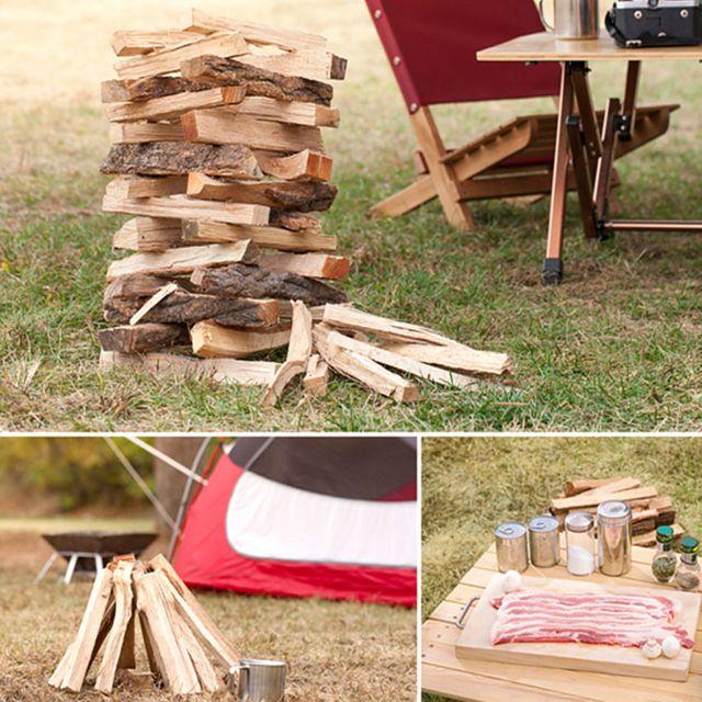명작 1호(일반목) 참나무 장작 캠핑장작 캠프화이어