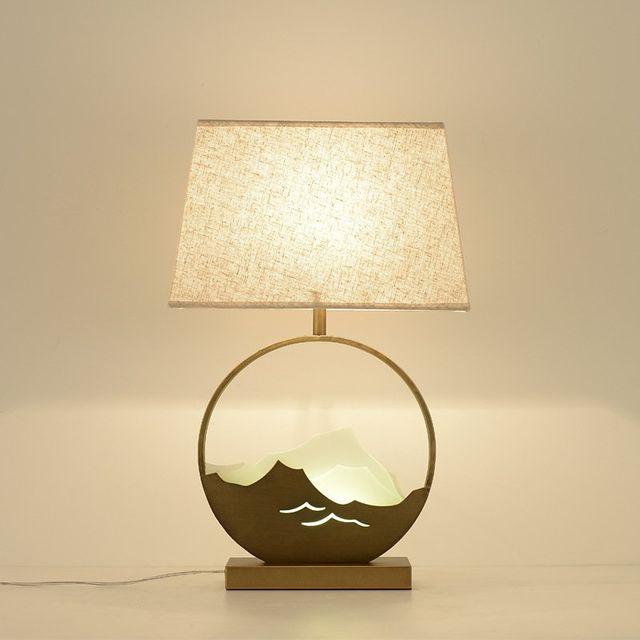 [해외] 인테리어 스텐드 조명 침실 침대 옆 램프