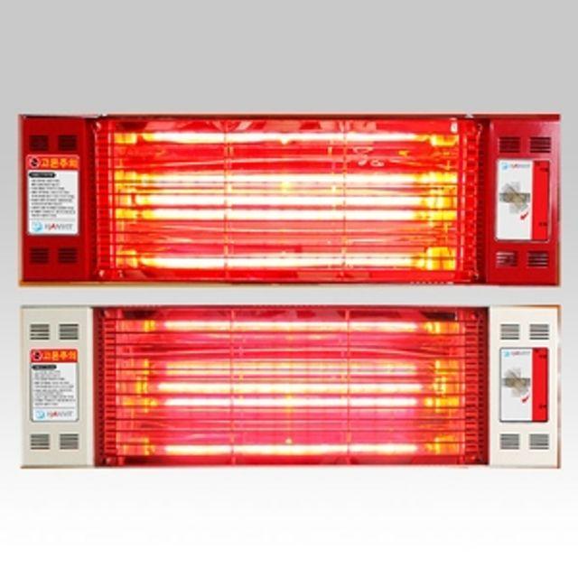 근적외선 벽걸이용 히터 HV-1060/1800W