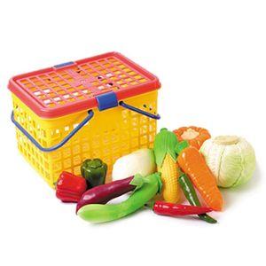 유아 어린이 소꿉 주방 놀이 소프트 야채 11종 세트