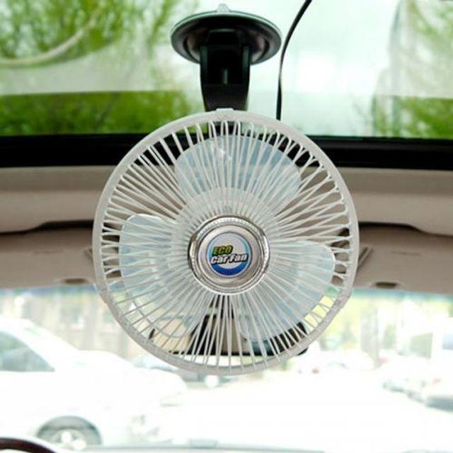12V용 유리흡착식 차량용 선풍기 6형 자동차선풍기