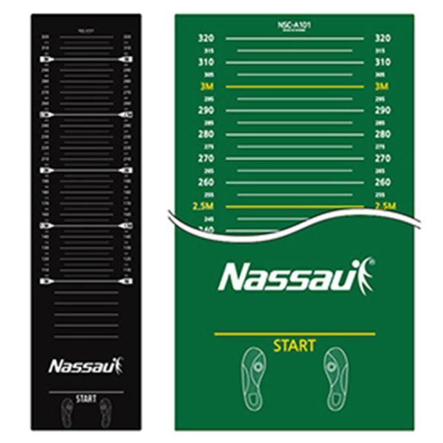 낫소 제자리멀리뛰기 매트 NSC-A101 2컬러