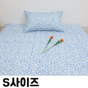 HS 시어서커 여름 요매트 S사이즈 솜포함
