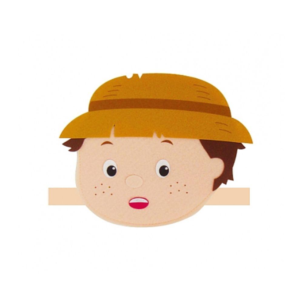 [FB0F61] 머리띠 농부 직업