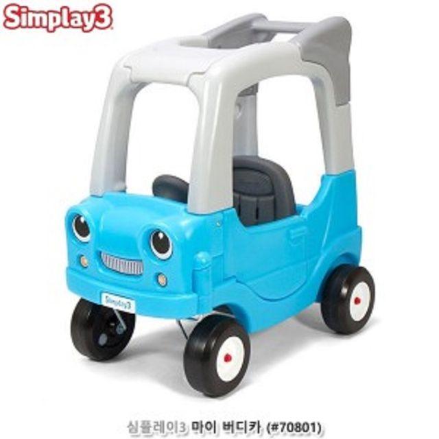 승용완구 어린이자동차 심플레이3 마이버디카