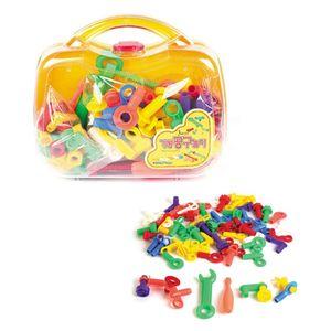 유아 아동 집중력 소근육 향상 가방 공구 놀이 세트