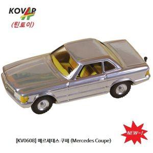 틴토이 KV0608 메르세데스 쿠페-실버 미니카 자동차