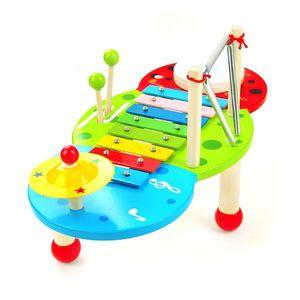 아기 유아 소근육 정서 발달 미니 밴드 악기 놀이