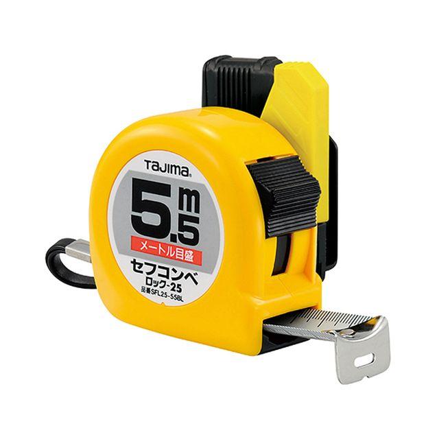 타지마줄자 안전줄자 SF-L25-55BL 5.5