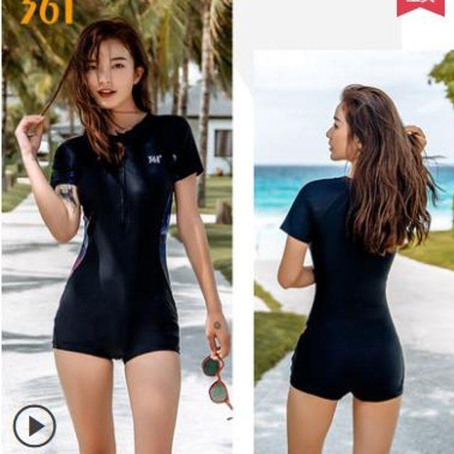 [해외] 비키니 여성수영복 날씬블라우스2