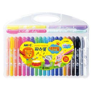 아모스 파스넷 색연필 24색 세트