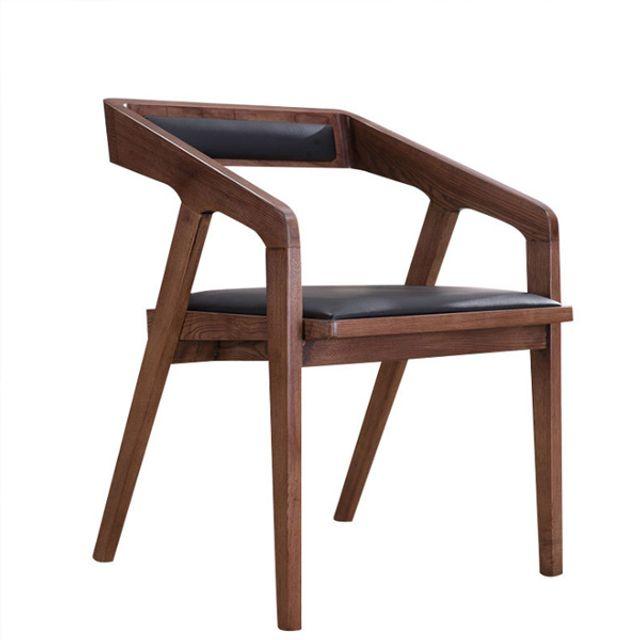 프로방스 원목 의자 체어