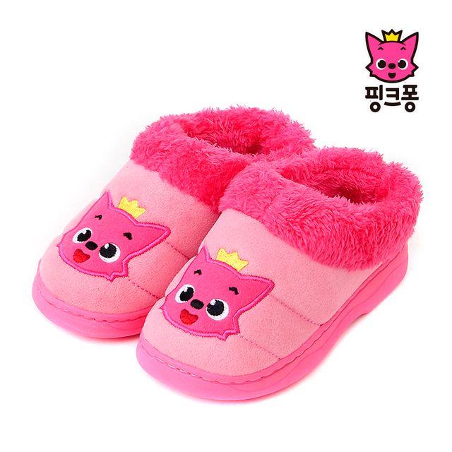 핑크퐁 포그니 방한화(핑크)