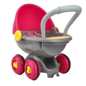 유아 아기 엄마 소꿉 역할 놀이 유모차 완구 장난감