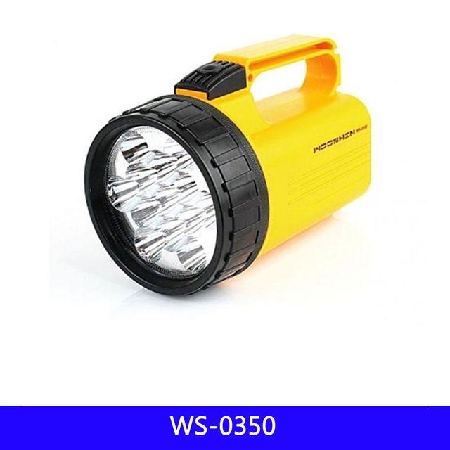WS LED 후레쉬 휴대용 낚시 4R25-6V 1EA