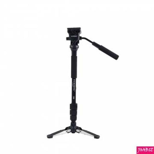 Coms 카메라 삼각대 VCT-288 4단형 57cm~148cm
