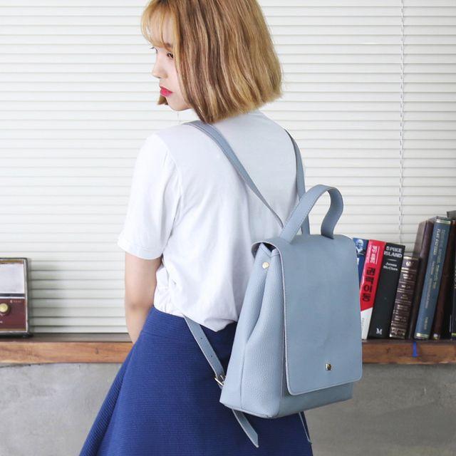 W 귀여운 여성 가방 오피스 여대생 패션 인기 백팩