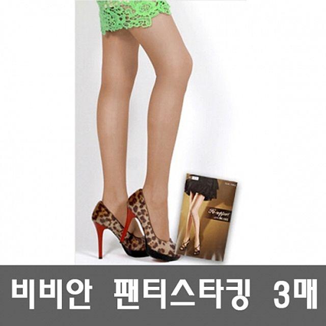 韩国直邮 J3 Vivien内裤丝袜裤袜裤袜正装丝袜