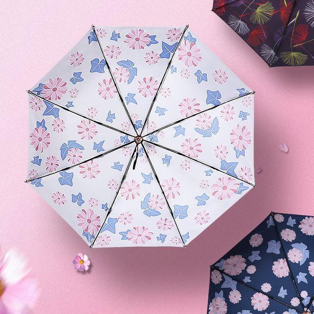 [해외] 패션소품 양산 방수 방풍 산 태양 우산 우산