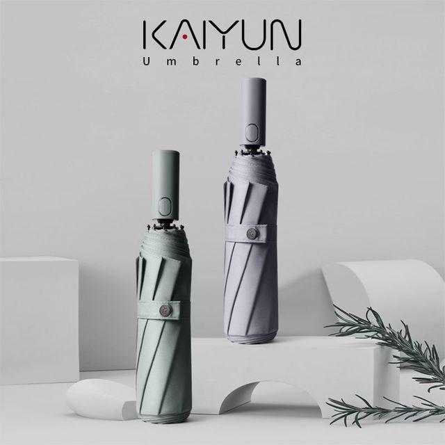 [해외] 패션소품 양산 방수 방풍 호 우산 큰 간단한