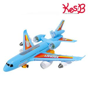 캐스B플레이 움직이는 비행기 어린이 장난감 유아 QM